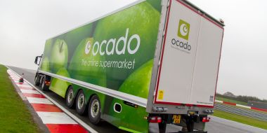 BP Rolls Sponsor Ocado Driver of The Year Event
