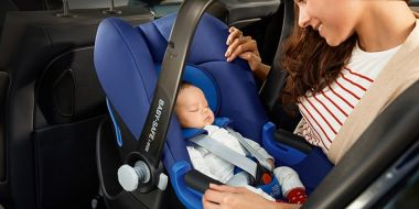Isofix / Child Car Seat Check with Mini-Valet