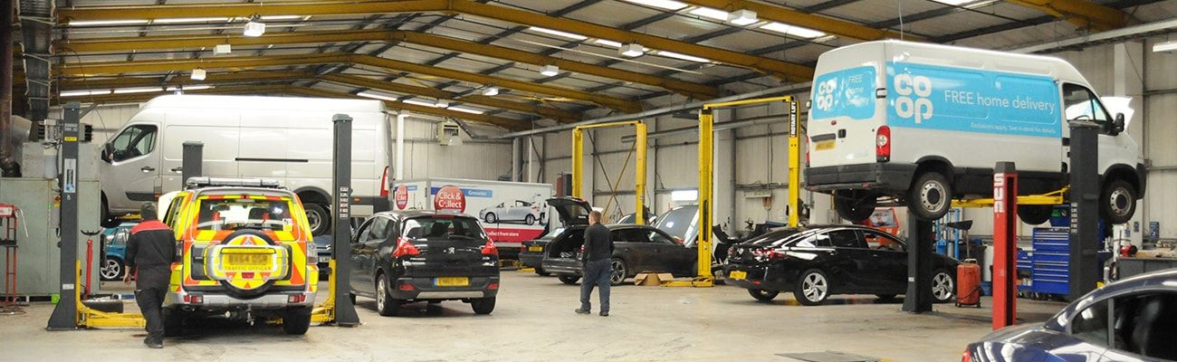 Fleet Maintenance (Andover)