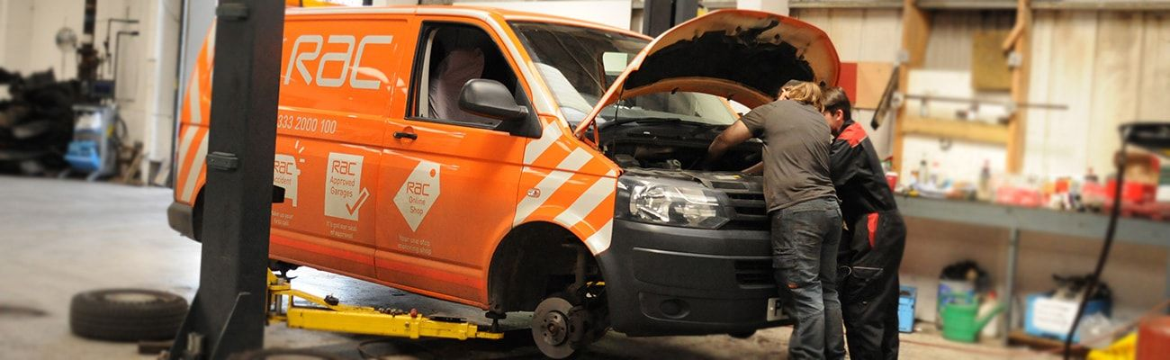 Van Maintenance (Andover)