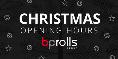 Christmas 2020 Opening Times at BP Rolls Group