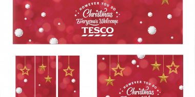 BP Rolls 'do Christmas' with Tesco