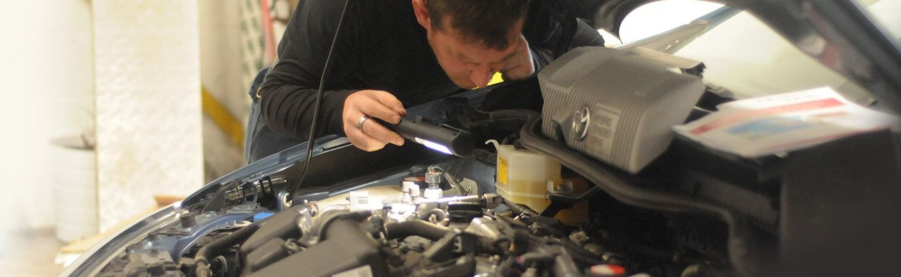Hybrid & Electric Vehicle Servicing (Hybrid Engine)